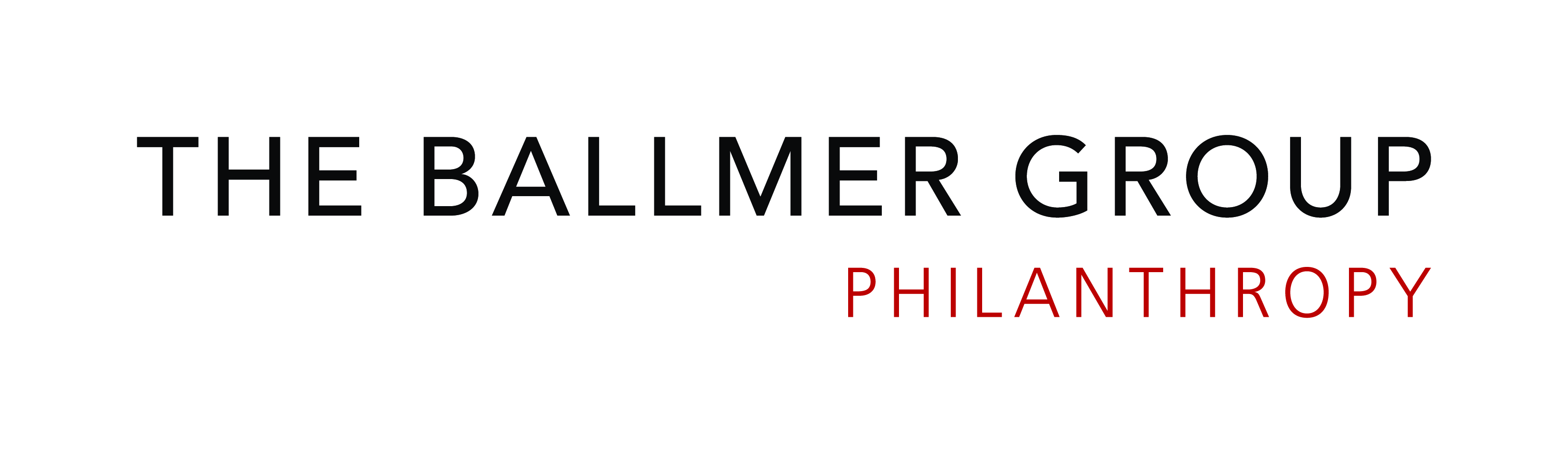 Ballmer Group Philanthropy